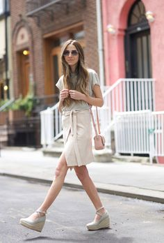 35 Perfect Summer Work Outfits | StyleCaster