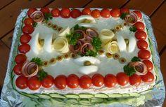 SVEDSKA SLANA (SMÖRGÅS) TORTA ~ Kuhinja i Recepti