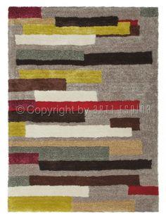 Kleurrijk kleed met streep onregelmatig Nummer 1394884740_800x0