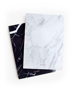 Marble Notebooks - Urbanic Paper Boutique