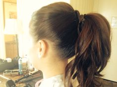 Ponytail action