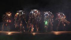 """Jogo """"Warhammer 40000: Deathwatch - Tyranid Invasion"""" está agora de graça por uma semana na App..."""