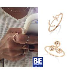 BE ⚓️ Hoop Earrings, Jewelry, Jewlery, Jewerly, Schmuck, Jewels, Jewelery, Fine Jewelry, Earrings
