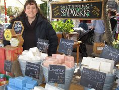 Visit Salt Spring's Saturday Market—one of Canada's best loved outdoor markets. Meet over 140 artisans and food producers who all contribute to Salt Spring's international reputat…