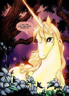 The Last Unicorn: one of my favorite books