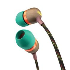 These House of Marley Earbuds are gorgeous and produce quality sound.