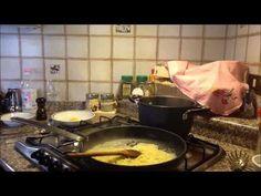 Spaghettini primavera - YouTube