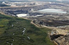 Tar Sands: is this the real Canada?