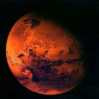 The planet mars 200 - Facts