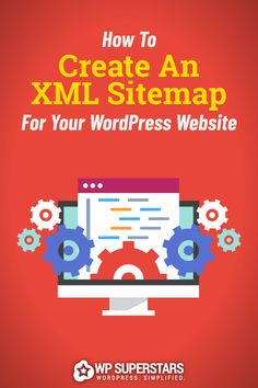 Learn how to create an XML sitemap for your WordPress website. It's easier than you think. Small Business Marketing, Online Business, Make Money Blogging, How To Make Money, Wordpress Help, Drupal, Seo Tips, Blogging For Beginners, Online Marketing