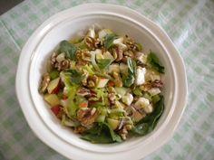 """#WaldorfSaladRefresh """"Firenze-Inspired Waldorf Salad"""""""