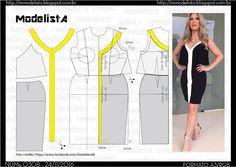 ModelistA: A3 NUMo 0308 BLACK&WHITE