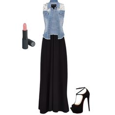 Cute outfit I love the heels too!!!!