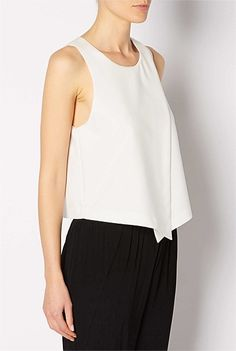 Witchery Cross Over Shell Top