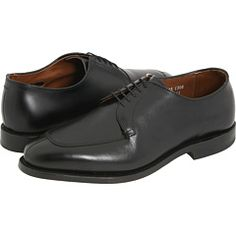 A nice blucher.  Can never go wrong with black.