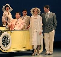 F. Scott Fitzgerald's THE GREAT GATSBY adapted for the stage by Simon Levy