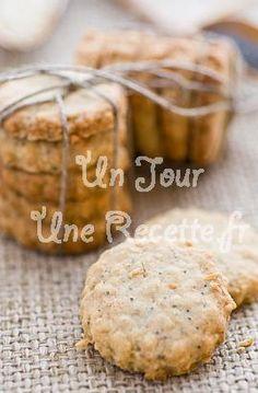 Biscuits aux amandes, la recette super simple !