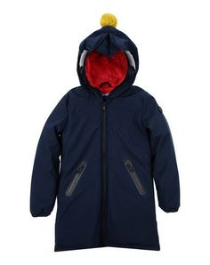 AI RIDERS ON THE STORM Girl's' Jacket Dark blue 14 years