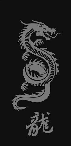 Dragon  wallpaper by InsaneClown69 - d2 - Free on ZEDGE™