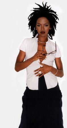 Lauryn Hill...