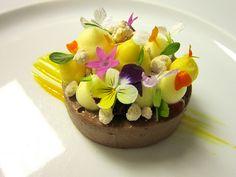 Milk Chocolate Soft Ganache by Pastry Chef Antonio Bachour, via Flickr