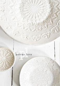{petras lera ingrid} plate Teller Ceramic handmadepinned by heimelig-shop.com