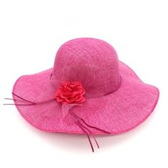 Bowknot Straw Hats for Women Floppy Wide Brim Foldable Panama Hat Item Type: Sun Hats Material: Linen Department Name: Adult Pattern Type: Floral Style: Casual Hip Pads, Cheap Boutique Clothing, Types Of Hats, Organza Flowers, Cheap Boots, Flower Lights, Wide-brim Hat, Cool Hats, Floral Style