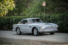 Aston Martin DB4 Coupe, 1960