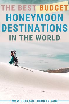 Amazing affordable honeymoon destinations for couples on a budget. Take a budget honeymoon to beautiful destinations around the world. Romantic honeymoon destinations ideas, inexpensive honeymoon ideas, budget friendly honeymoon ideas, dream honeymoon ideas and cheap honeymoon destinations ideas to help you plan your honeymoon as newlyweds. Take a United States honeymoon, Europe honeymoon, Asia honeymoon, island honeymoon or honeymoon in the mountains. Honeymoon trips don't have to be…