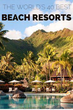 World's Best Beach Resorts: Readers' Choice 2014 www.facebook.com/loveswish