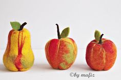 Hey, I found this really awesome Etsy listing at https://www.etsy.com/listing/203382159/apple-pear-great-fruit-decoration-fruit