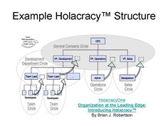 Holacracy Structure