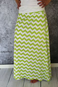 Instant Download Greenstyle Amy Chevron Skirt EASY Sewing Pattern for Women's Plus Sizes  XL to 4X with Yoga Waistband on Etsy, $8.00