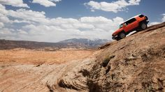 The Toyota FJ Cruiser has been discontinued. If you are a current FJ Cruiser owner, you can still count on getting great service from Toyota Service Centers. My Dream Car, Dream Cars, Fj Cruiser Interior, 2014 Toyota Fj Cruiser, Toyota Dealers, Used Toyota, Hot Rides, Fun Shots, Picture Photo