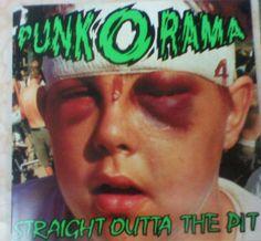 Epitaph Records punk rockers let 25 mosh pit classics fly on Punk-O-Rama 4!