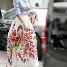Coudre une jupe à plis, nos conseils pour choisir le bon tissu