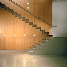 Maximizing product visibility was the guiding factor for the award-winning design of Wilkhahn's showroom and offices in New york City. In order to spotlight the German company's extensive line of furniture and office systems, SOM designers took a minimalist approach to the space, which occupies two floors in the Architects & Designers Building in Midtown Manhattan. A floating folded-steel staircase connects the two floors and provides a point of visual interest juxtaposed against a…
