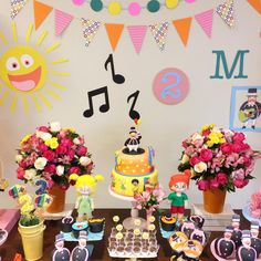 Birthday Cake, Lucca, Bb, Kids Part, Creativity, Ideas, 1 Year, Dashboards, Party