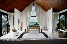 Window Coverings, Window Covering, Curtains, Window Treatment, Window Treatments, Window Treatment Photos - getdecorating.com