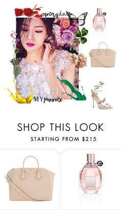 """sure"" by lalle-mila ❤ liked on Polyvore featuring Givenchy and Viktor & Rolf"