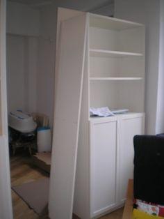 Delicieux Billy Walk In Room Divider (psst. Itu0027s A Secret Room)   IKEA Hackers   IKEA  Hackers