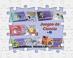 Juegos de ciencias +8  laranarenata.com.ar