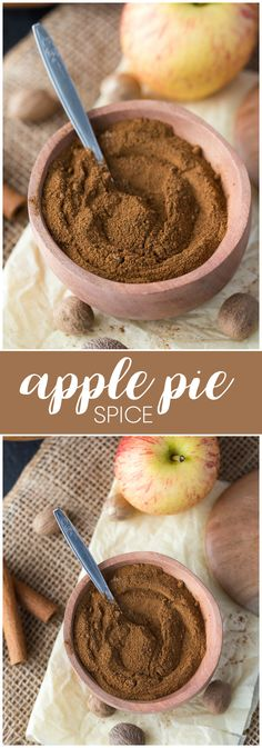 Apple Pie Spice - A