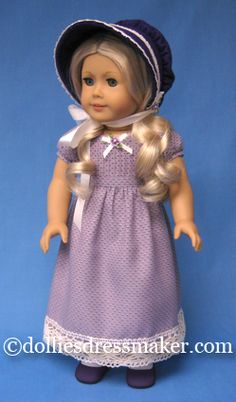American Girl Doll ~ Caroline