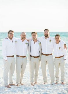 Image result for simple and comfortable mens wedding beach attire