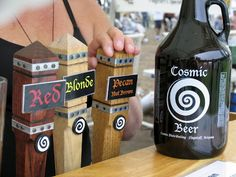 What a lovely image of some of our region's best craft beer from Cosmic. Visit them soon on their website and for their beer try Hops on Birch on the Flagstaff Ale Trail!