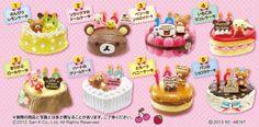 Rilakkuma Birthday Cake Rement