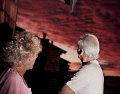 Sunset - Larry Sultan, Pictures From Home