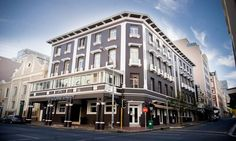 Stop at The Grand Daddy Hotel to discover the wonders of Cape Town. The hotel offers guests a range of services and amenities designed to provide comfort and convenience. Take advantage of the hotel's free Wi-Fi in all rooms, Wi-Fi in public areas, c Cape Town Accommodation, Cape Town Hotels, V&a Waterfront, Victoria Falls, Daddy, Night City, Weekend Getaways, Hotel Offers, South Africa