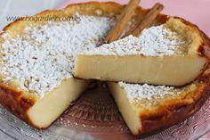 Hogar diez: Tarta de queso con yogur